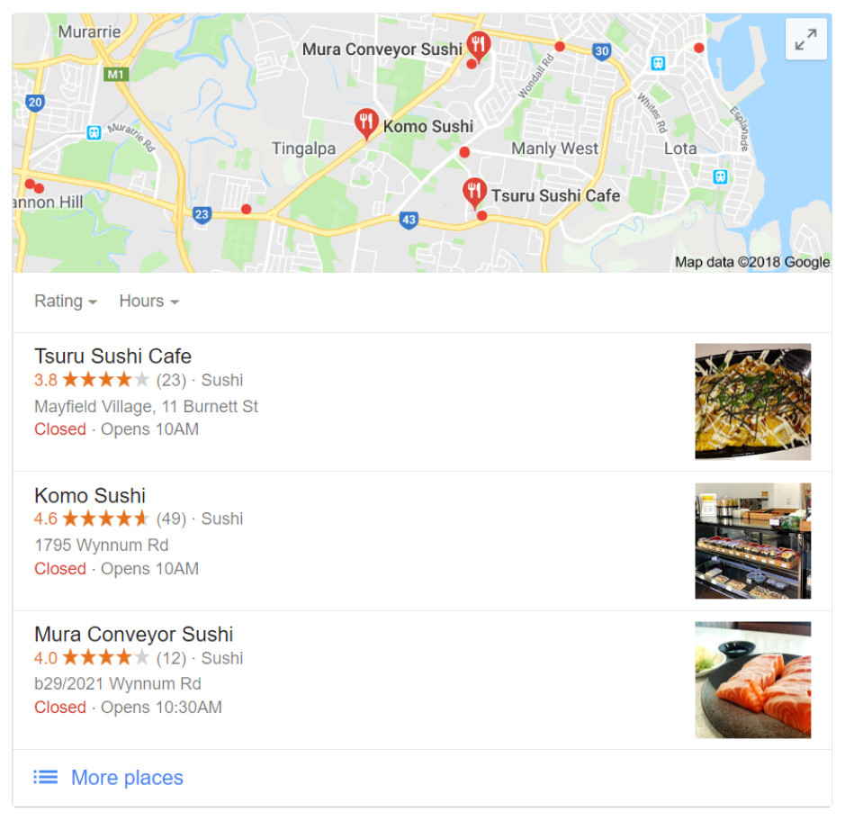 how to set up a Google my business account