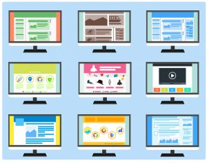 what pages does a business website need to show up on Google